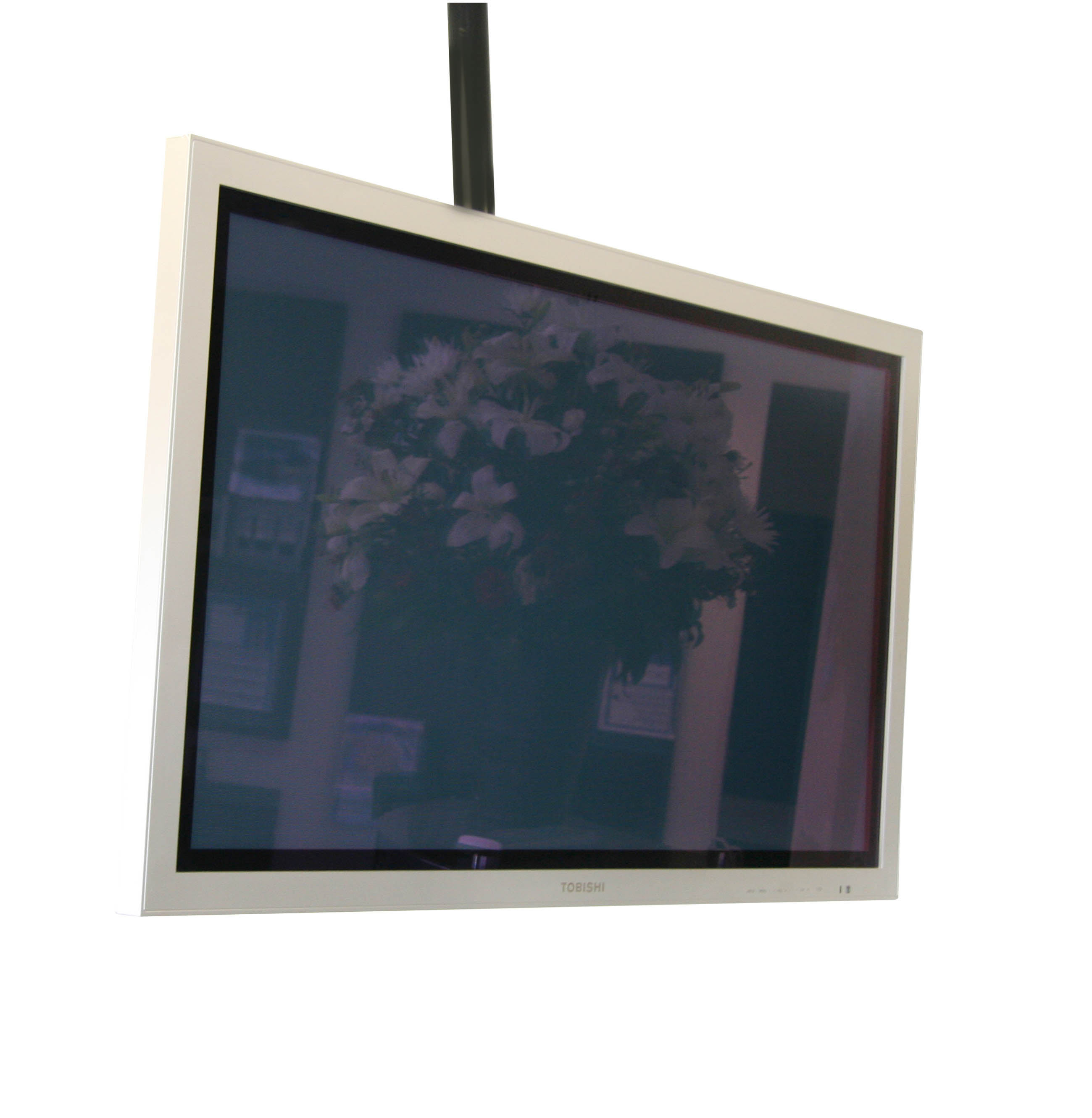 bracket watch retractable mount youtube mounted tv ceiling