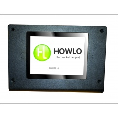 Howlo Desktop Tablet Enclosure Secure